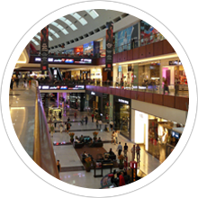 Shopping centers & Retail stores